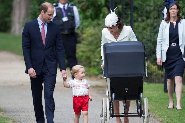 Kate-Middleton-Prince-William-Princess-Charlotte-of-Cambridge-and-Prince-George