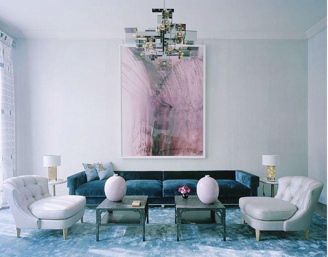 simon-watson-living-room-pale-pink-blue-london-cococozy-blue-velvet-sofa