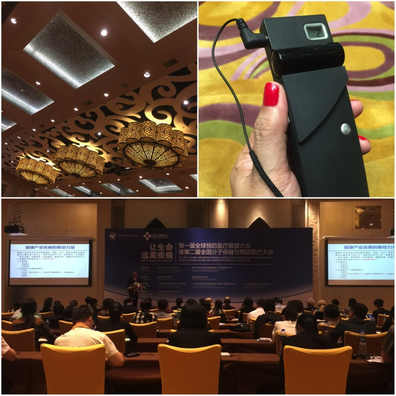 The conference was held at the Lion Lake grand ballroom. It was attended by different delegates from all over Asia-Pacific. The speakers were mostly Chinese but they provided translation/interpretation headsets for convenience.
