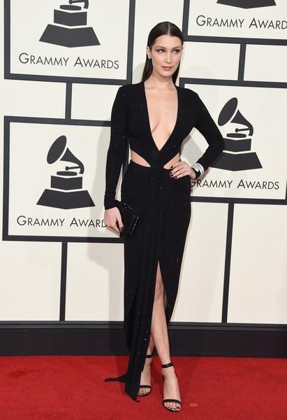 Bella Hadid in Alexandre Vauthier Haute Couture