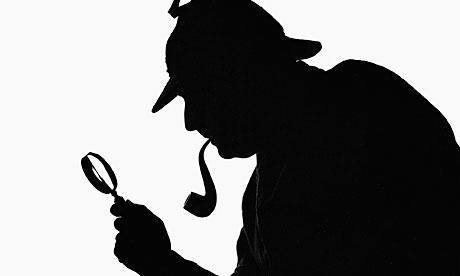 Sherlocksilhouette