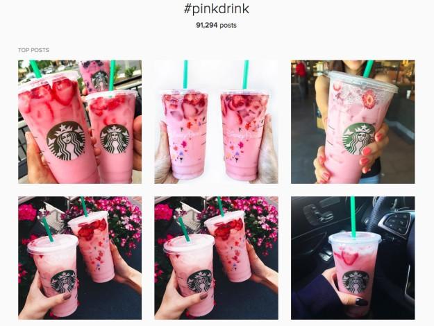 pinkdrink