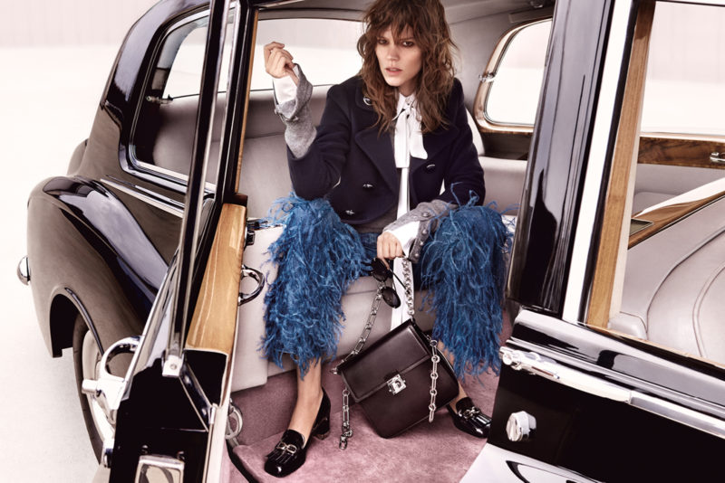 Michael Kors Collection FALL 16 AD CAMPAIGN_LEAD